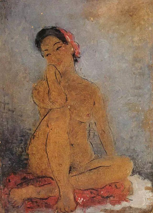 潘玉良:以女性视角解读人体插图42