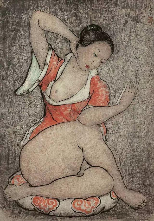 潘玉良:以女性视角解读人体插图49