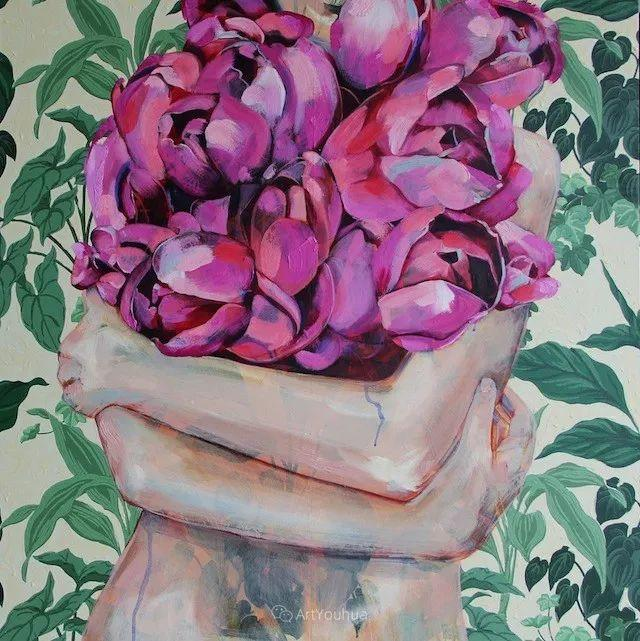 澳大利亚画家Jessica Watts绘画作品插图3