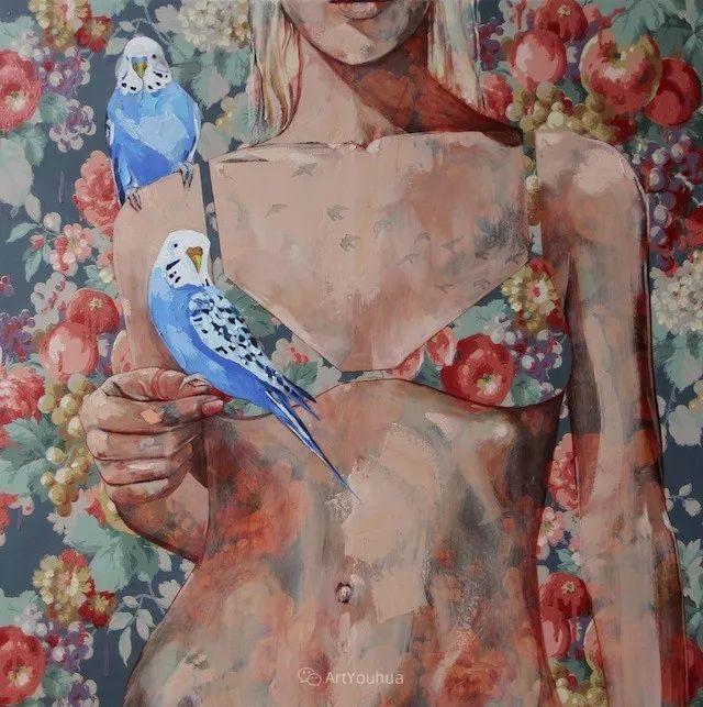 澳大利亚画家Jessica Watts绘画作品插图4