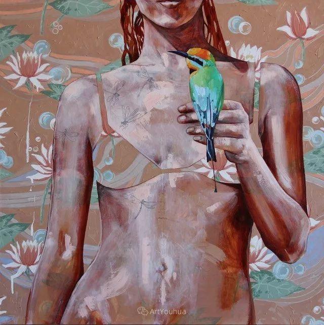 澳大利亚画家Jessica Watts绘画作品插图5