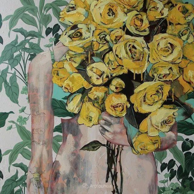 澳大利亚画家Jessica Watts绘画作品插图6