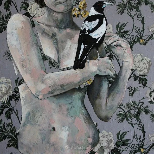 澳大利亚画家Jessica Watts绘画作品插图7