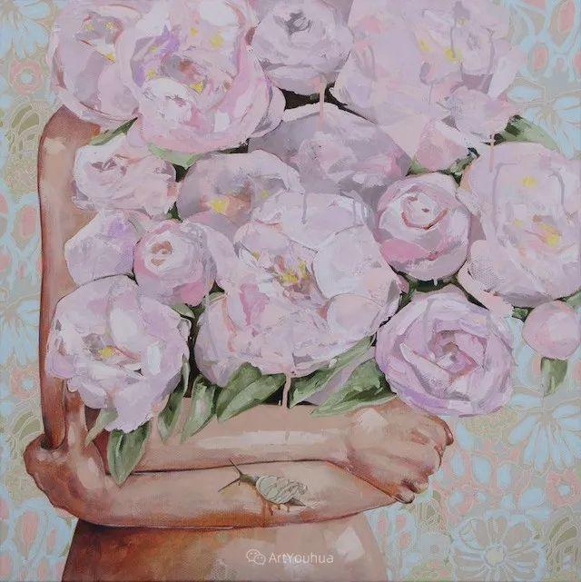 澳大利亚画家Jessica Watts绘画作品插图9