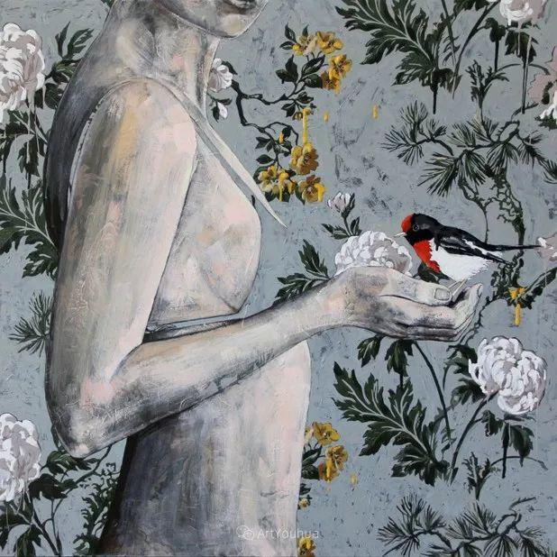 澳大利亚画家Jessica Watts绘画作品插图10