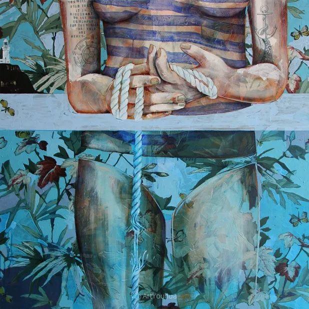 澳大利亚画家Jessica Watts绘画作品插图11