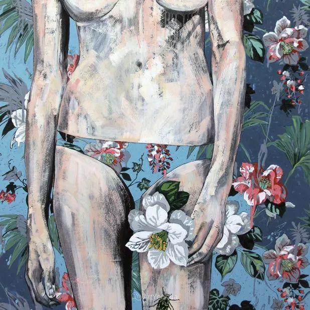 澳大利亚画家Jessica Watts绘画作品插图14