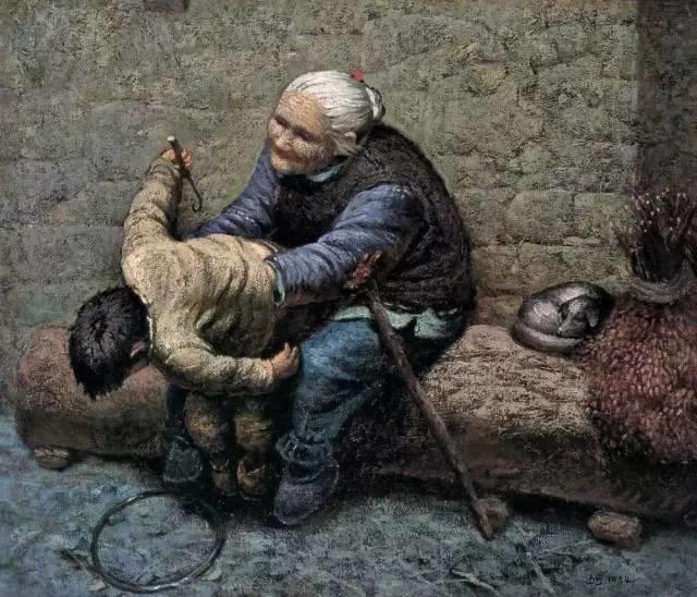 一幅农民画像,让他从籍籍无名到家喻户晓插图1