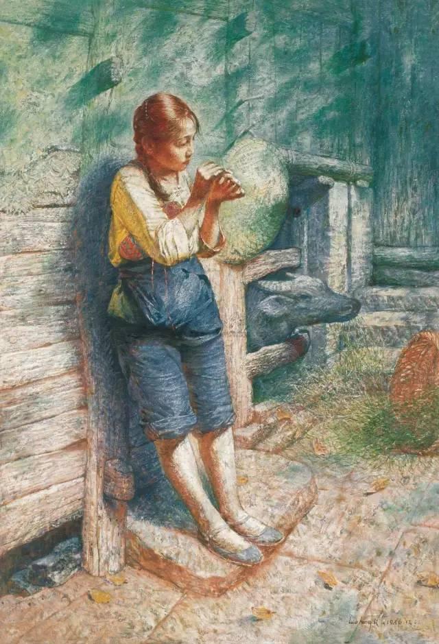一幅农民画像,让他从籍籍无名到家喻户晓插图9
