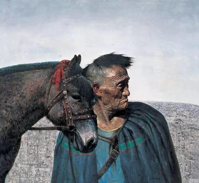 一幅农民画像,让他从籍籍无名到家喻户晓插图12