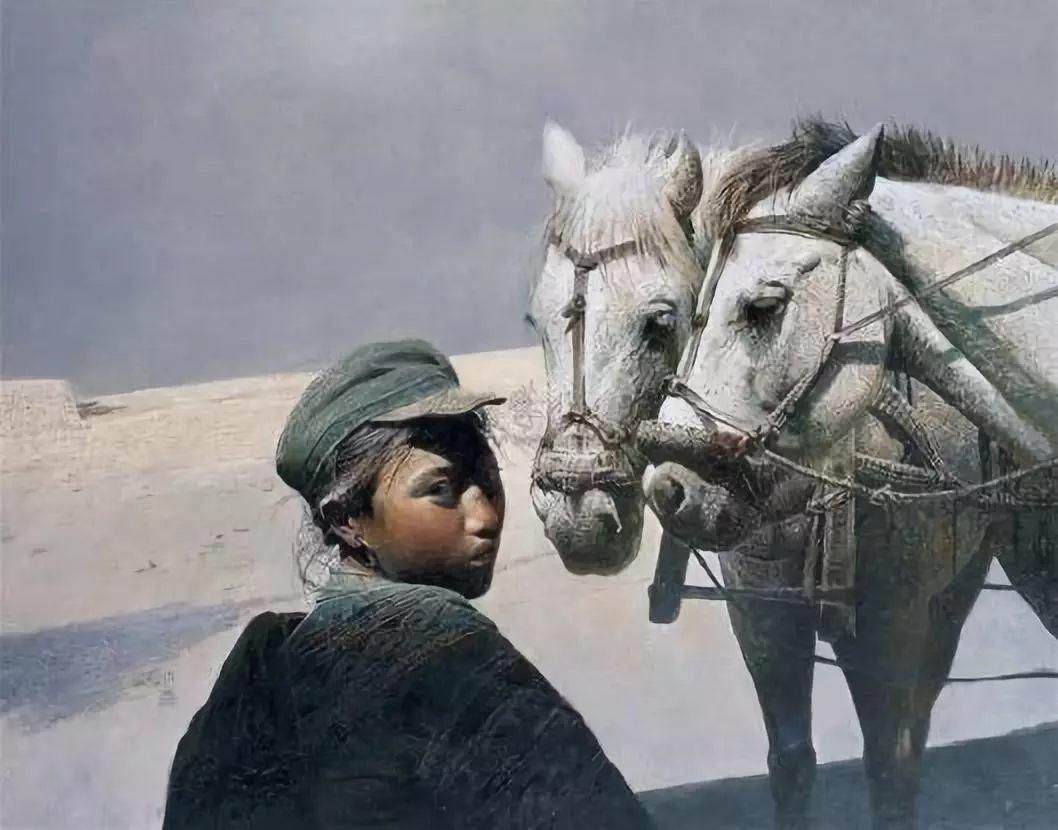 一幅农民画像,让他从籍籍无名到家喻户晓插图15