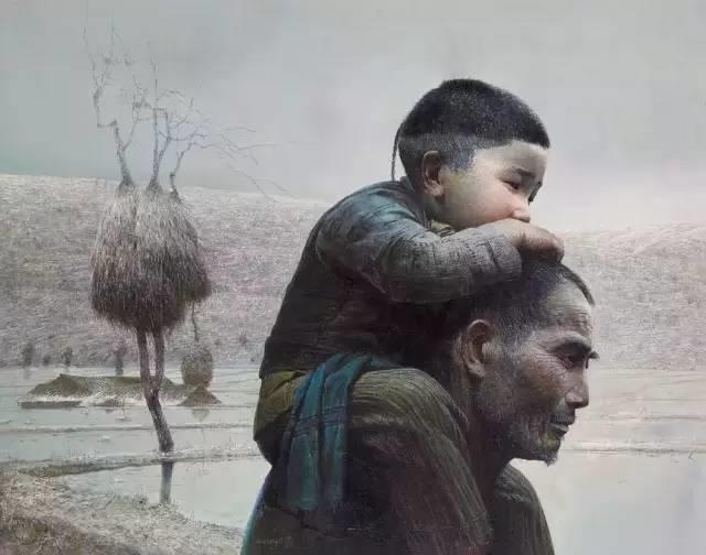 一幅农民画像,让他从籍籍无名到家喻户晓插图18