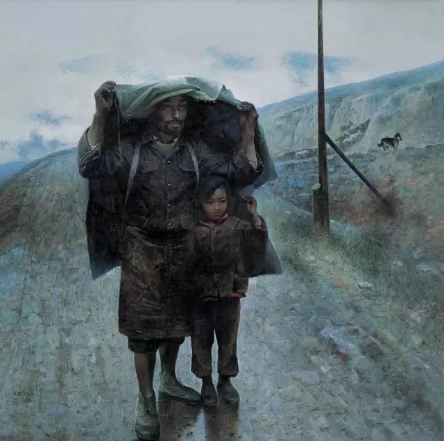一幅农民画像,让他从籍籍无名到家喻户晓插图20