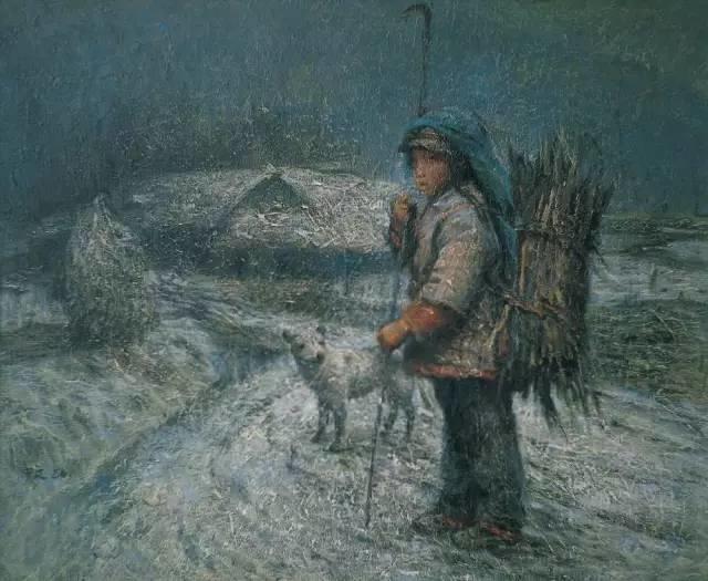 一幅农民画像,让他从籍籍无名到家喻户晓插图23