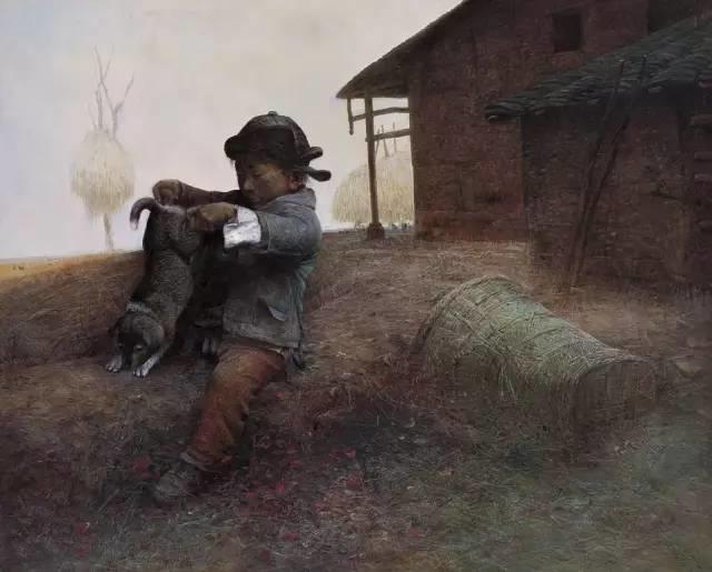 一幅农民画像,让他从籍籍无名到家喻户晓插图24
