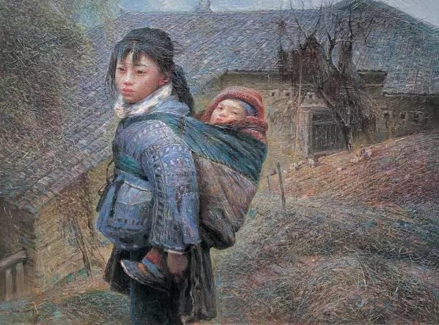 一幅农民画像,让他从籍籍无名到家喻户晓插图26