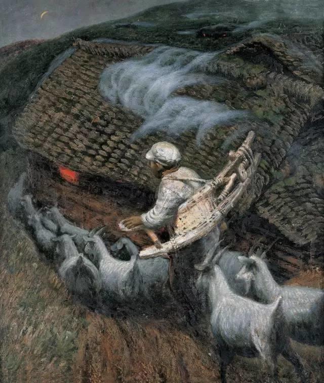 一幅农民画像,让他从籍籍无名到家喻户晓插图27