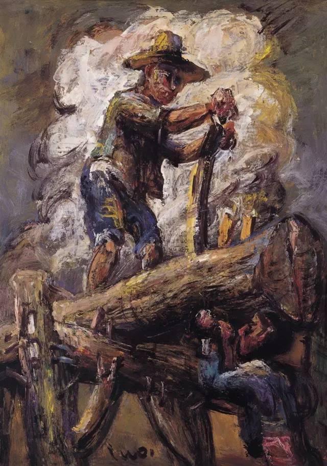 一幅农民画像,让他从籍籍无名到家喻户晓插图30