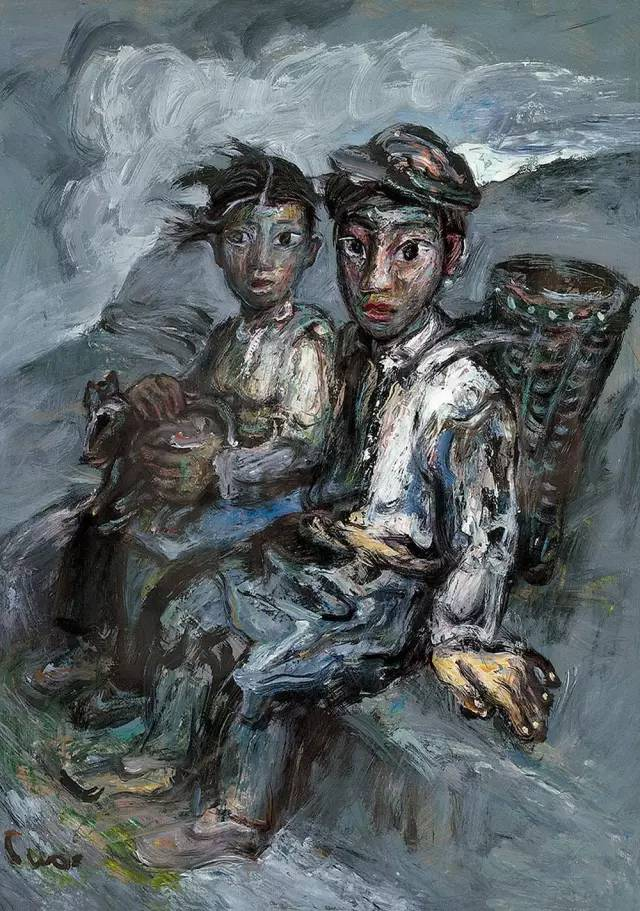 一幅农民画像,让他从籍籍无名到家喻户晓插图33