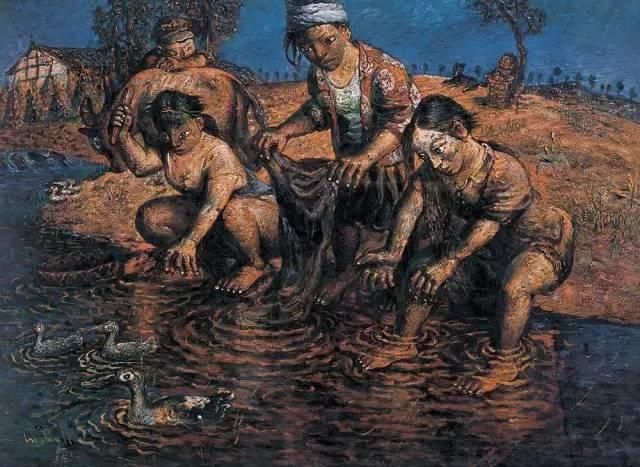 一幅农民画像,让他从籍籍无名到家喻户晓插图35