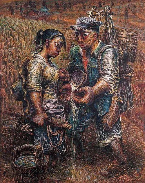 一幅农民画像,让他从籍籍无名到家喻户晓插图37