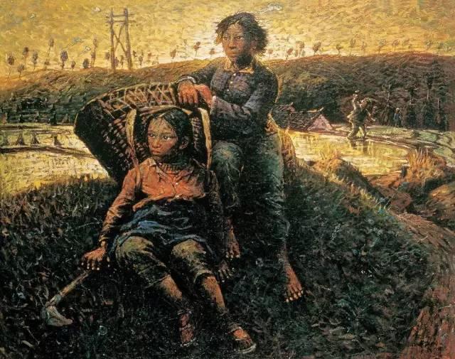 一幅农民画像,让他从籍籍无名到家喻户晓插图38