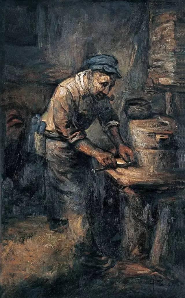 一幅农民画像,让他从籍籍无名到家喻户晓插图39
