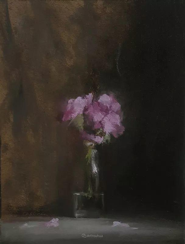 静物花卉与风景——英国画家Neil Carroll系列4插图3