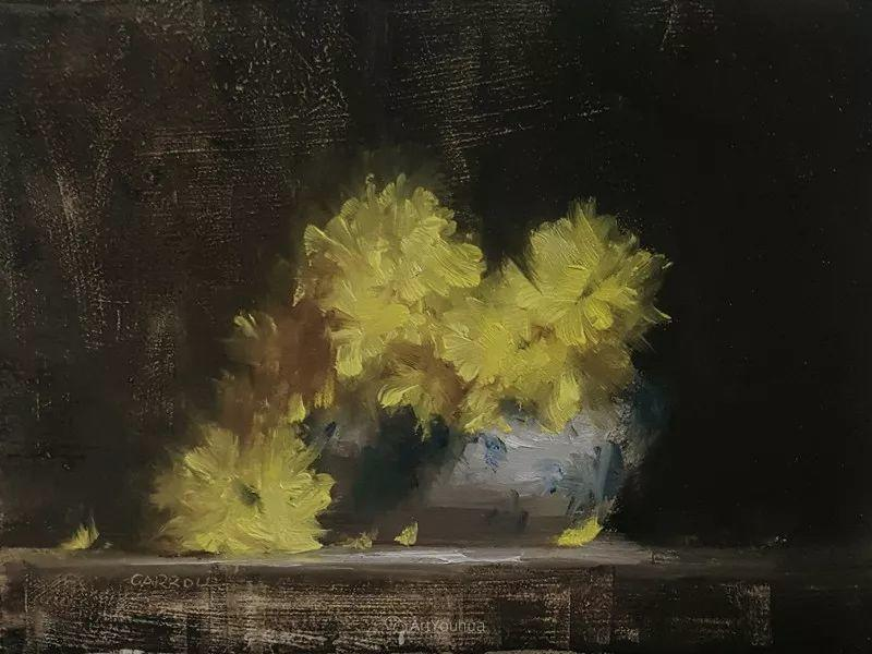 静物花卉与风景——英国画家Neil Carroll系列4插图5