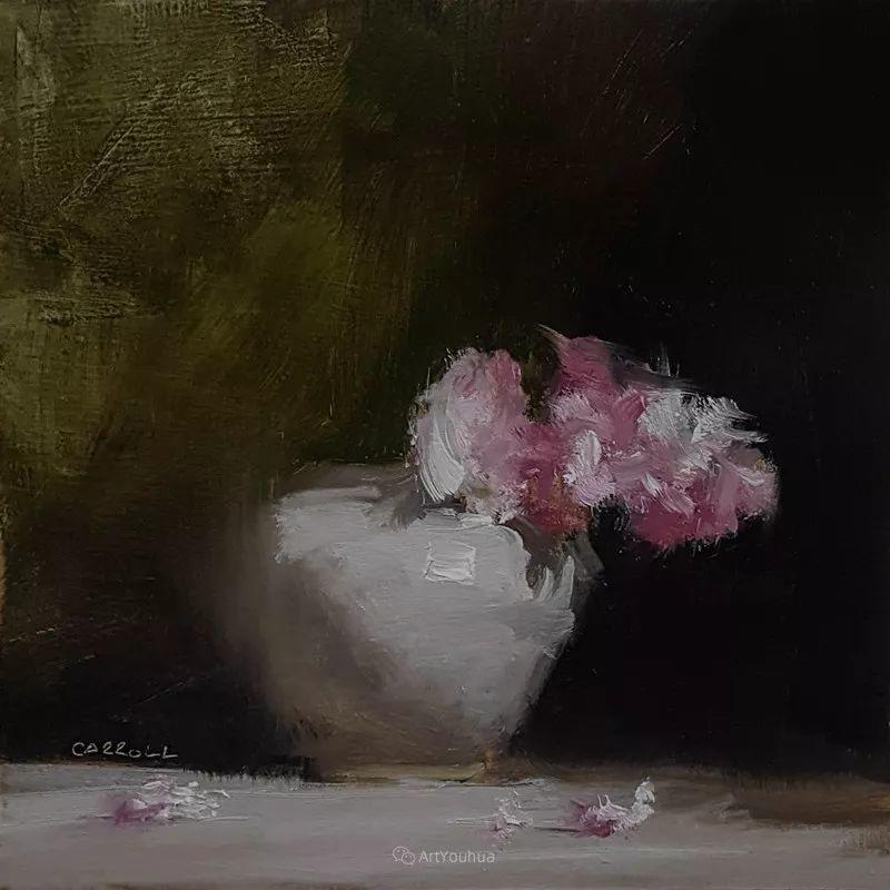 静物花卉与风景——英国画家Neil Carroll系列4插图6