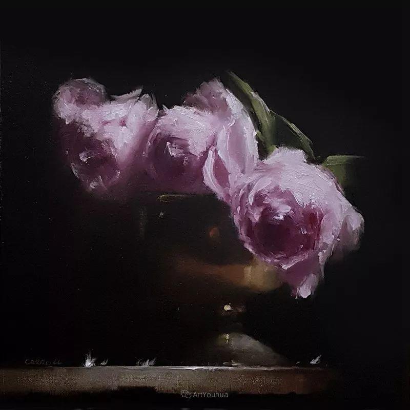 静物花卉与风景——英国画家Neil Carroll系列4插图9