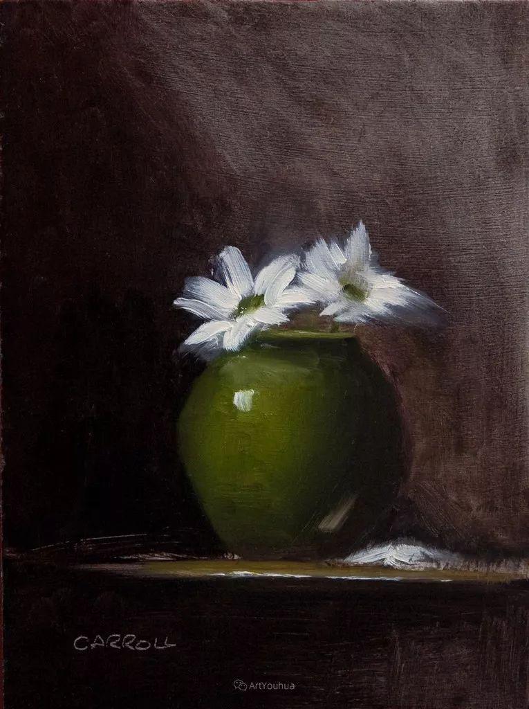 静物花卉与风景——英国画家Neil Carroll系列4插图10