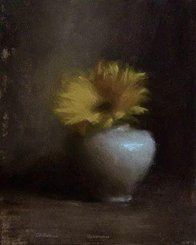 静物花卉与风景——英国画家Neil Carroll系列4插图11