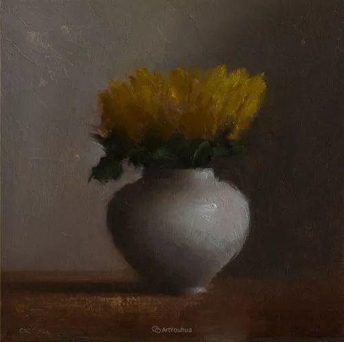 静物花卉与风景——英国画家Neil Carroll系列4插图15