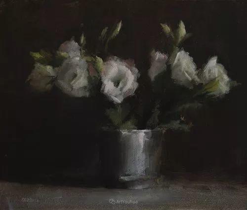 静物花卉与风景——英国画家Neil Carroll系列4插图20