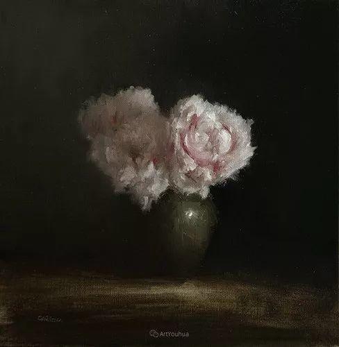 静物花卉与风景——英国画家Neil Carroll系列4插图22