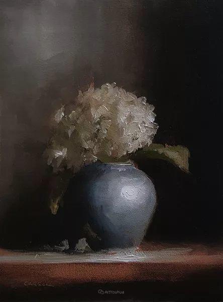 静物花卉与风景——英国画家Neil Carroll系列4插图25