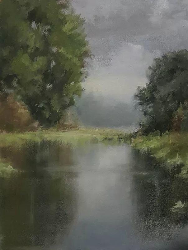 静物花卉与风景——英国画家Neil Carroll系列4插图33