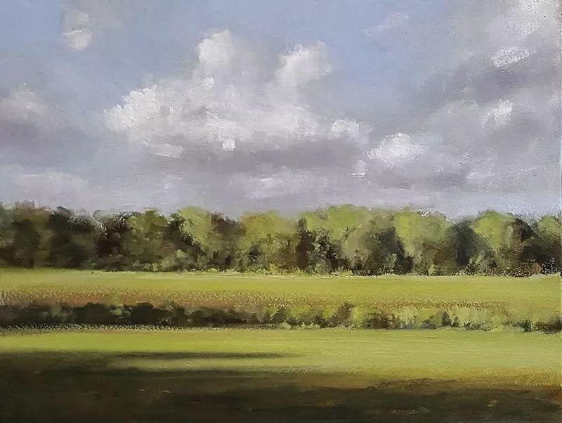 静物花卉与风景——英国画家Neil Carroll系列4插图34
