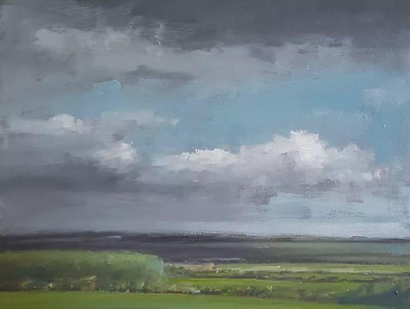 静物花卉与风景——英国画家Neil Carroll系列4插图35