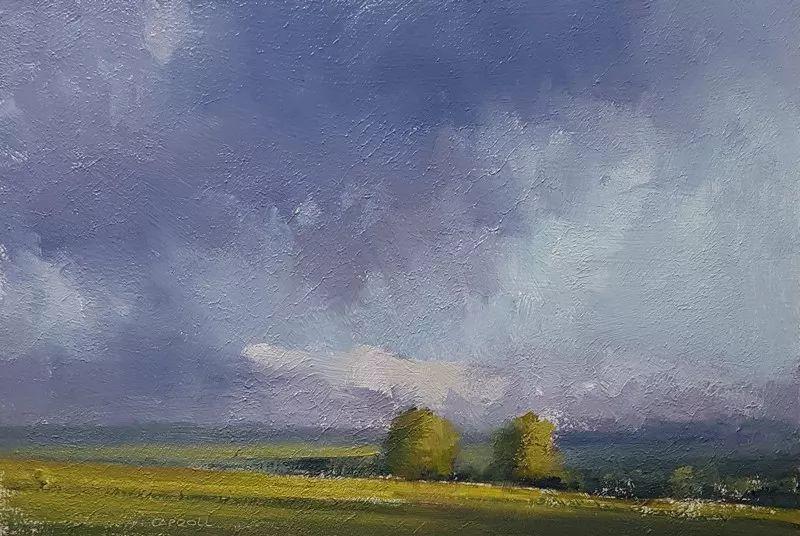 静物花卉与风景——英国画家Neil Carroll系列4插图39
