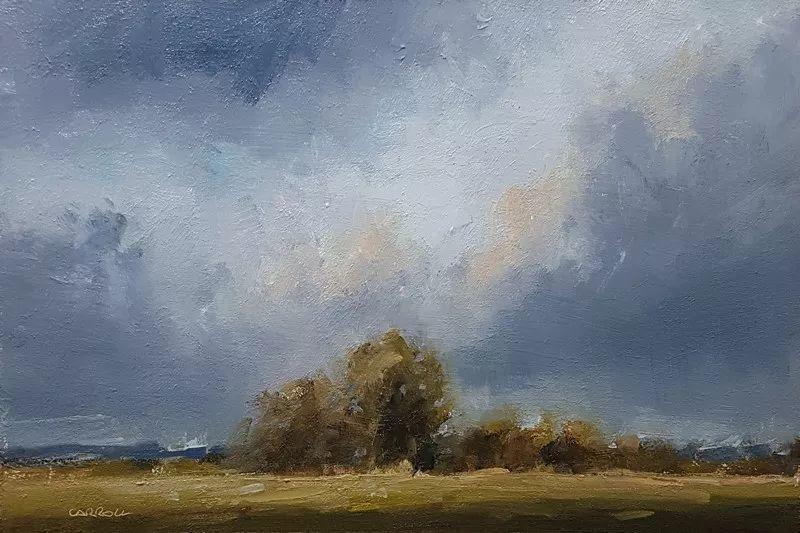 静物花卉与风景——英国画家Neil Carroll系列4插图41