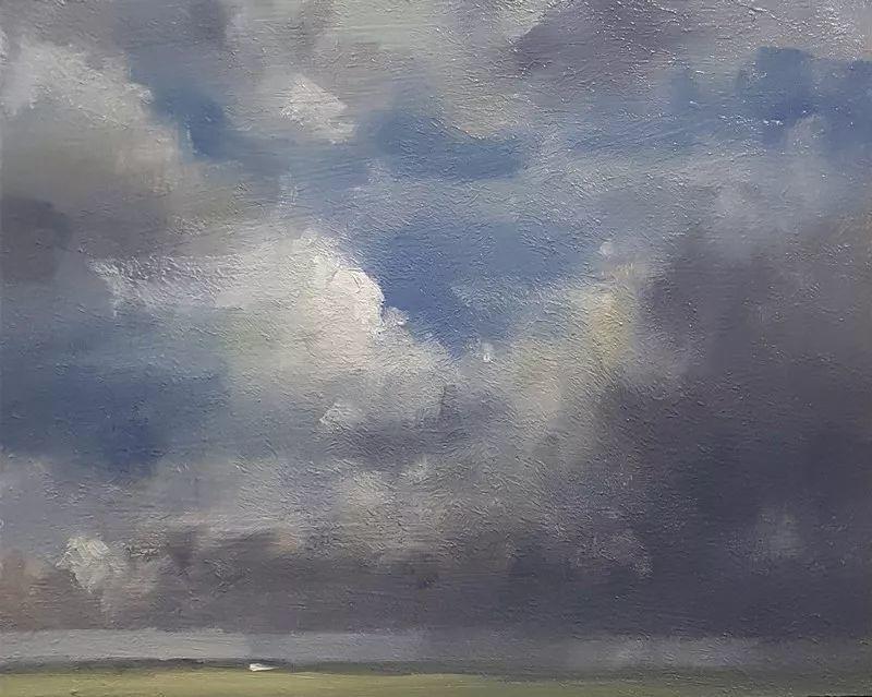 静物花卉与风景——英国画家Neil Carroll系列4插图42