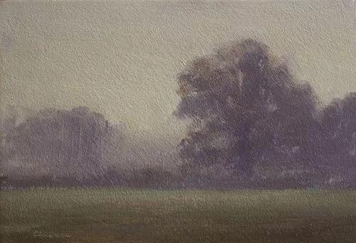 静物花卉与风景——英国画家Neil Carroll系列4插图47