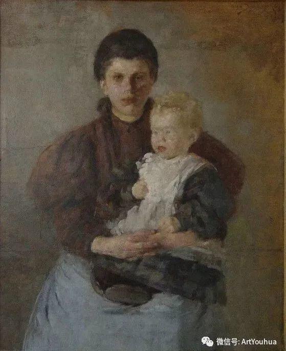 波兰女画家Olga Boznańska插图11