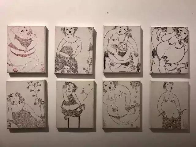 她用24年书写从村姑到画家的传奇,作品被瑞典国王、法国总统收藏插图31
