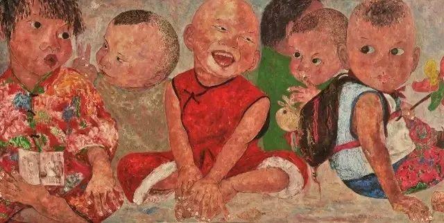 她用24年书写从村姑到画家的传奇,作品被瑞典国王、法国总统收藏插图33