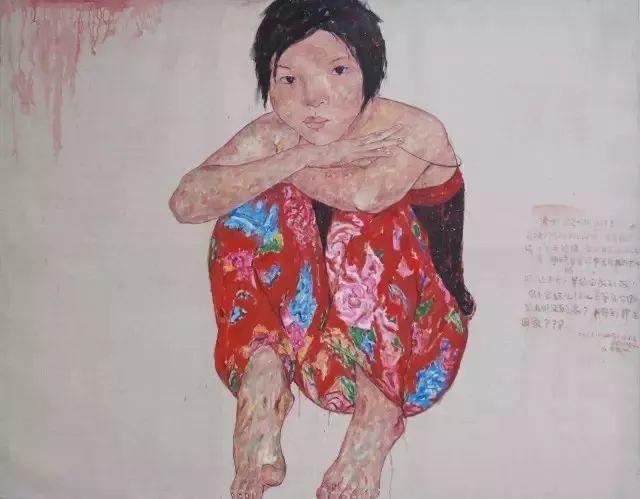 她用24年书写从村姑到画家的传奇,作品被瑞典国王、法国总统收藏插图49