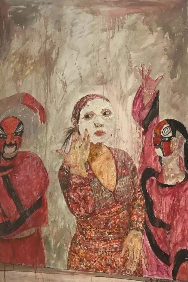 她用24年书写从村姑到画家的传奇,作品被瑞典国王、法国总统收藏插图71