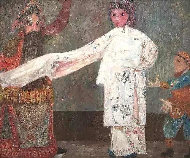 她用24年书写从村姑到画家的传奇,作品被瑞典国王、法国总统收藏插图77